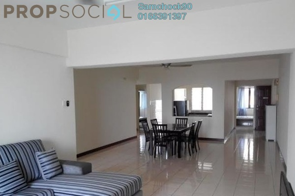 Condominium For Sale in Vista Komanwel, Bukit Jalil Freehold Fully Furnished 3R/2B 500k