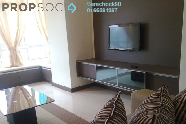 Condominium For Sale in The Orion, KLCC Freehold Fully Furnished 4R/3B 820k