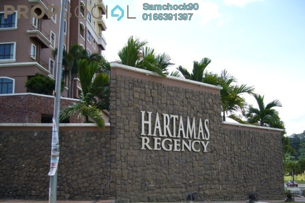 Condominium For Rent in Hartamas Regency 1, Dutamas Freehold Fully Furnished 5R/3B 3.5k