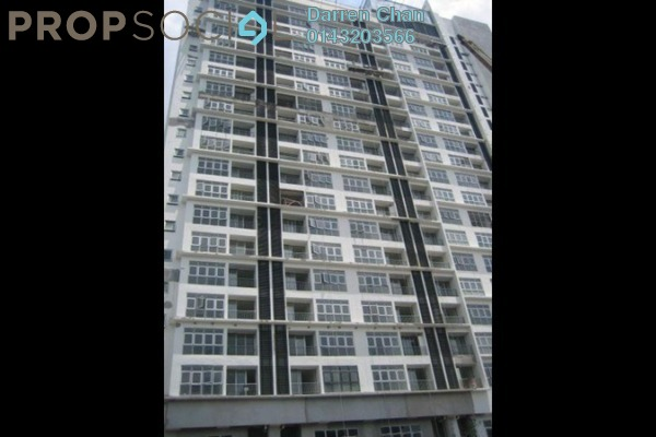 Condominium For Rent in C180, Cheras South Freehold Semi Furnished 2R/2B 1.6k