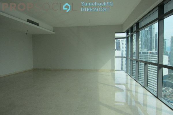 Condominium For Rent in Panorama, KLCC Freehold Semi Furnished 3R/2B 8k