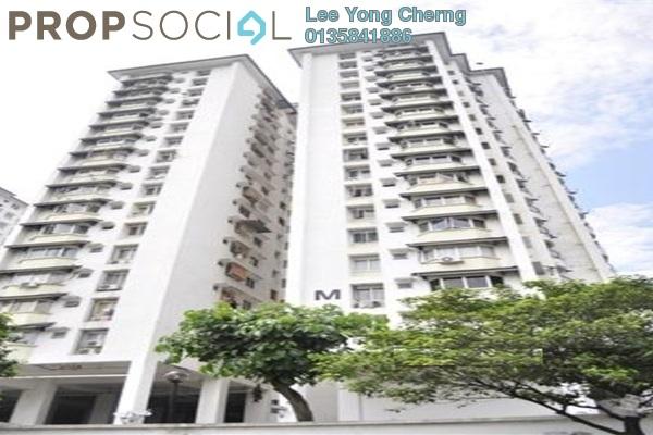 For Sale Condominium at D'casa Condominium, Ampang Leasehold Fully Furnished 3R/2B 360k