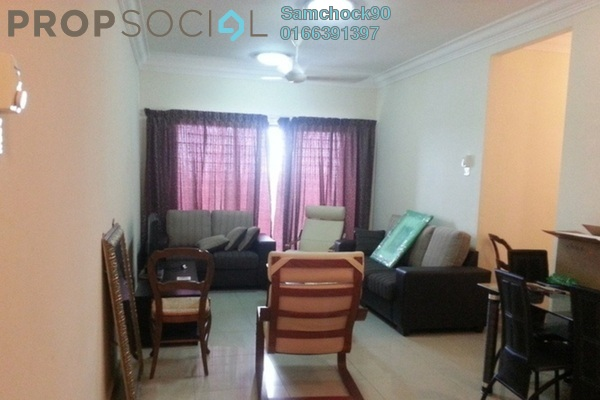 Condominium For Rent in Paramount View, Petaling Jaya Leasehold Fully Furnished 2R/1B 1.8k