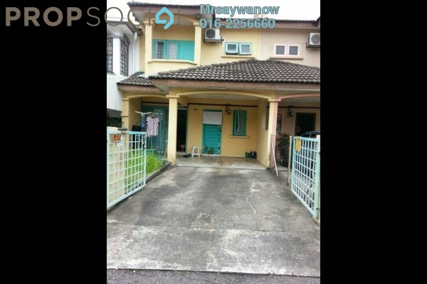 Terrace For Rent in Taman Wawasan, Pusat Bandar Puchong Freehold Semi Furnished 4R/3B 1.3k