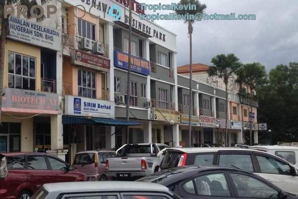 Shop For Rent in Nusa Intan, Senawang Freehold Unfurnished 0R/0B 1.65k