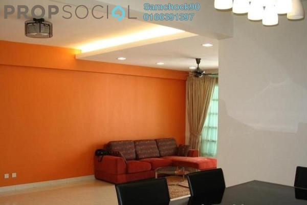Condominium For Rent in Sterling, Kelana Jaya Leasehold Fully Furnished 4R/2B 2.6k