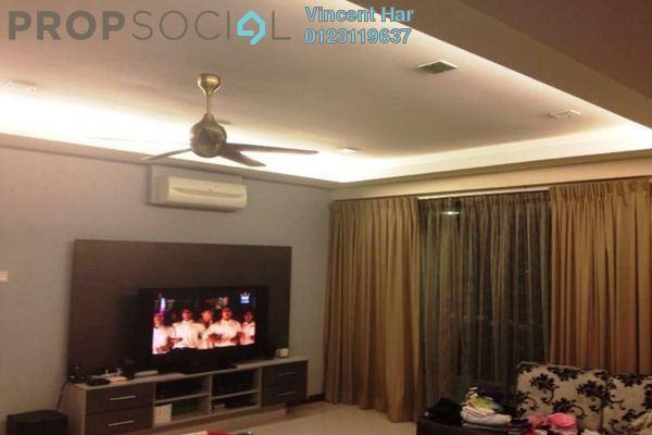Condominium For Rent in Saujana Residency, Subang Jaya Freehold Fully Furnished 3R/3B 5k