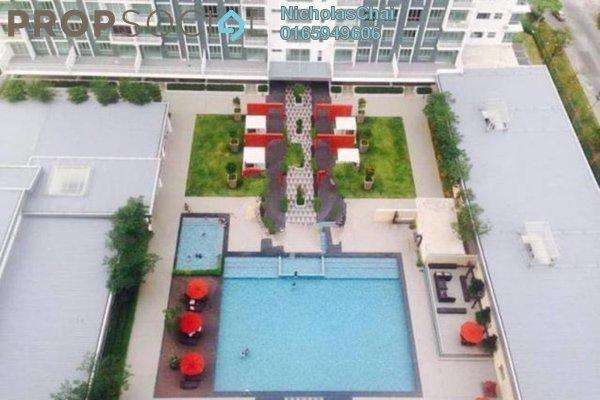 Condominium For Rent in BSP Skypark, Bandar Saujana Putra Leasehold Semi Furnished 3R/2B 1.3k