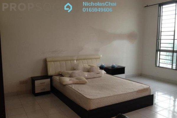 Apartment For Rent in Casa Tiara, Subang Jaya Freehold Fully Furnished 0R/1B 1.6k