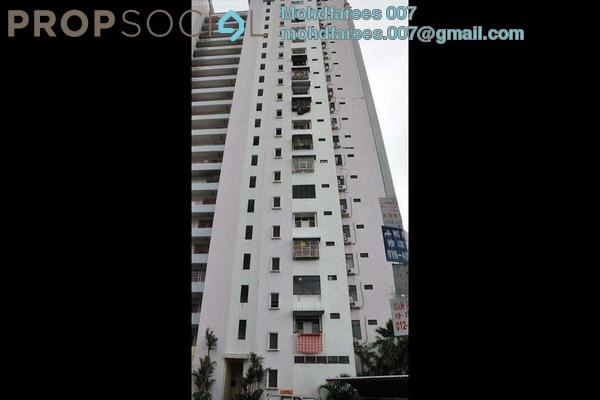 Condominium For Rent in Bukit Dumbar Permai, Gelugor Freehold Fully Furnished 3R/2B 1.5k