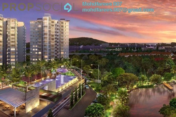Condominium For Sale in Fiera Vista, Sungai Ara Freehold Fully Furnished 4R/3B 750k