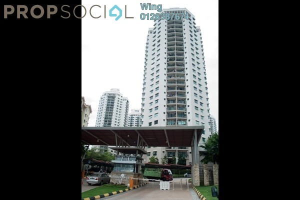 Condominium For Rent in Changkat View, Dutamas Freehold Semi Furnished 0R/0B 1.7k