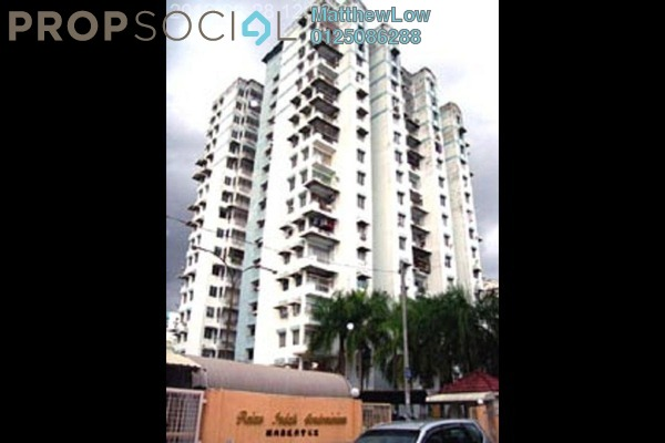 Condominium For Sale in Relau Indah, Relau Freehold Fully Furnished 3R/2B 338k