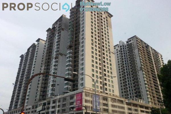 Condominium For Sale in Elit Heights, Bayan Baru Freehold Unfurnished 4R/2B 860k