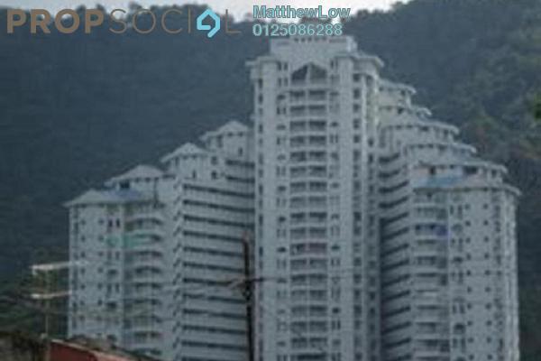 Condominium For Sale in Menara Greenview, Green Lane Freehold Fully Furnished 3R/2B 700k