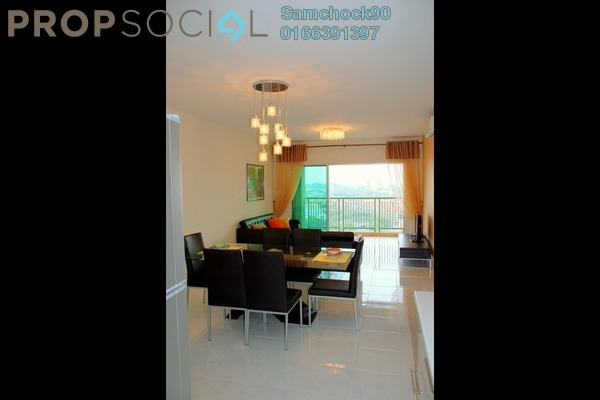 Condominium For Rent in Kiara Designer Suites, Mont Kiara Freehold fully_furnished 3R/2B 3.5k