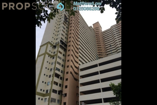 Condominium For Rent in Casa Prima, Kepong Leasehold Semi Furnished 3R/2B 900translationmissing:en.pricing.unit