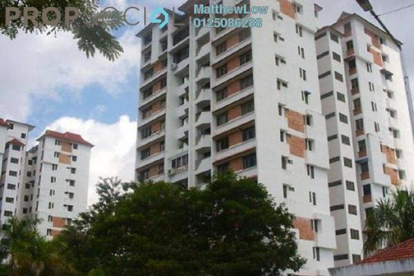 Apartment For Sale in Lavinia Apartment, Sungai Nibong Freehold Fully Furnished 3R/2B 735k