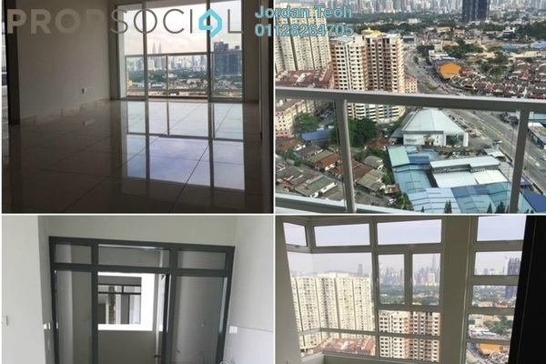 For Sale Condominium at Saville, Melawati Freehold Fully Furnished 3R/3B 680k