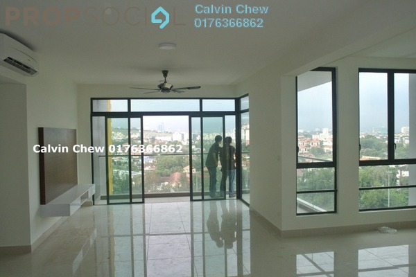 Condominium For Sale in The Z Residence, Bukit Jalil Freehold Semi Furnished 3R/3B 750k