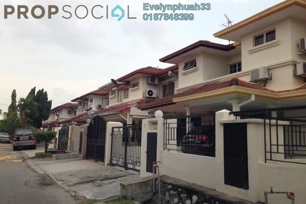 Terrace For Sale in Section 7, Kota Damansara Leasehold semi_furnished 5R/4B 699k