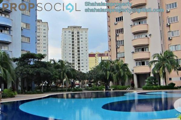 Condominium For Rent in Ridzuan Condominium, Bandar Sunway Leasehold Fully Furnished 3R/2B 1.1k