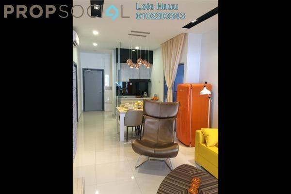 Condominium For Sale in The Edge Residen, Subang Jaya Leasehold Semi Furnished 3R/2B 650k