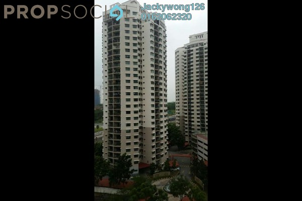 Condominium For Rent in Changkat View, Dutamas Freehold Fully Furnished 3R/2B 2.1k