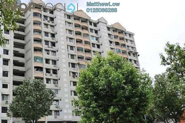 Condominium For Sale in Taman Jelutong, Jelutong Freehold unfurnished 3R/2B 428k