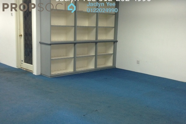 Office For Rent in Wan Kadir, TTDI  Semi Furnished 4R/2B 3.3k