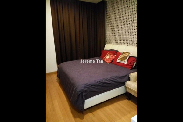Condominium For Sale in Lumina Kiara, Mont Kiara Leasehold Semi Furnished 3R/3B 1.2m