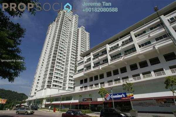 Condominium For Sale in Mont Kiara Meridin, Mont Kiara Leasehold Semi Furnished 3R/2B 1.68m