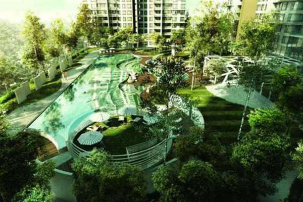 For Sale Condominium at Damansara Foresta, Bandar Sri Damansara Leasehold Unfurnished 3R/4B 730k