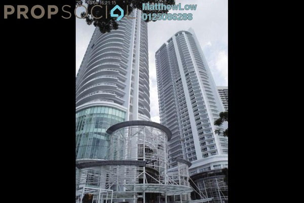 Condominium For Sale in Gurney Paragon, Gurney Drive Freehold Fully Furnished 4R/4B 3.1m