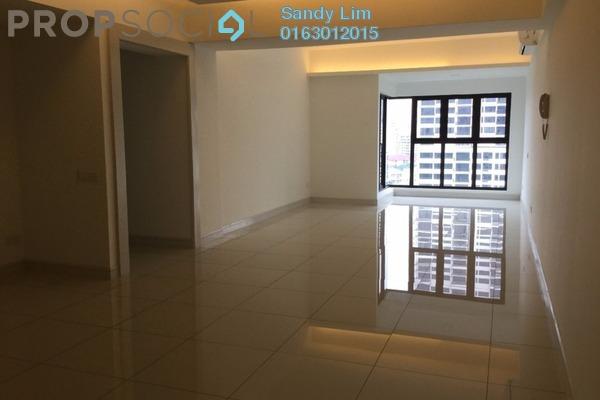 共管公寓 单位出售于 Royalle Condominium, Segambut Freehold Semi Furnished 4R/4B 1.0百万