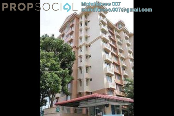 Condominium For Sale in Azuria, Tanjung Bungah Freehold Semi Furnished 3R/2B 370k