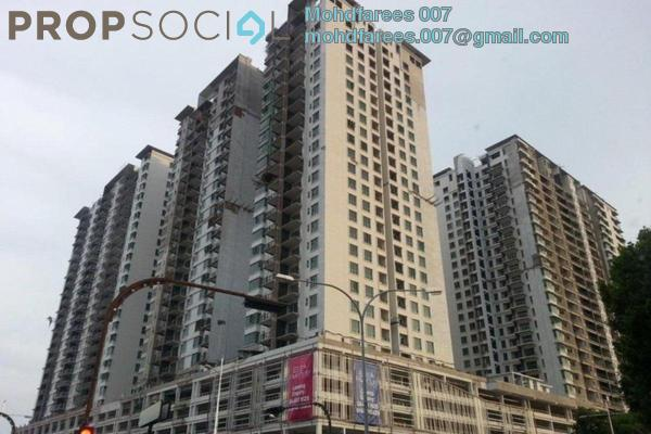 Condominium For Rent in Elit Heights, Bayan Baru Freehold Fully Furnished 4R/2B 2.5k