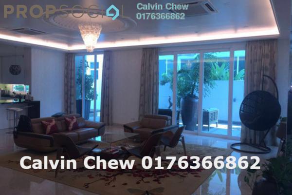 Bungalow For Rent in Garden Residence, Cyberjaya Freehold Semi Furnished 8R/9B 12.9k