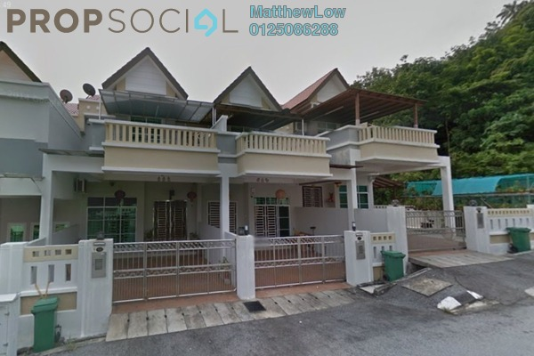 Terrace For Rent in Prestige Heights, Teluk Kumbar Freehold Fully Furnished 4R/3B 1.75k