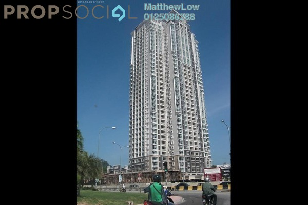 Condominium For Rent in Fettes Residences, Tanjung Tokong Freehold Fully Furnished 4R/3B 5.1k