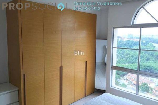 Condominium For Sale in La Vista, Bandar Puchong Jaya Freehold Semi Furnished 4R/3B 558k