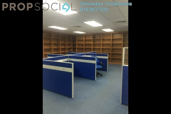 Office For Rent in Southgate, Sungai Besi Freehold Fully Furnished 0R/2B 3.5k