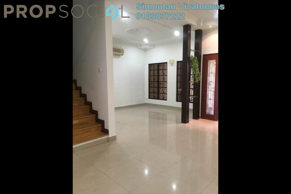 For Sale Terrace at BK9, Bandar Kinrara Freehold Semi Furnished 3R/4B 925k