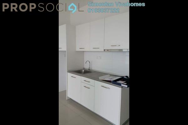 Condominium For Rent in CyberSquare, Cyberjaya Freehold Semi Furnished 0R/1B 1k