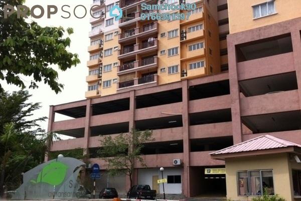 Condominium For Sale in Suria Damansara, Kelana Jaya Leasehold Fully Furnished 3R/2B 500k