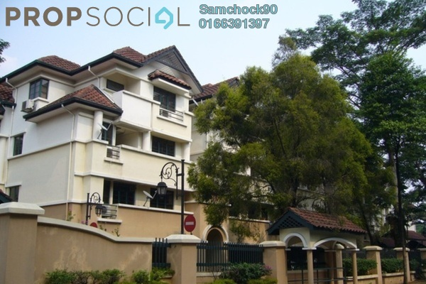 Condominium For Rent in Ampang 971, Ampang Hilir Freehold Fully Furnished 4R/3B 4.5k
