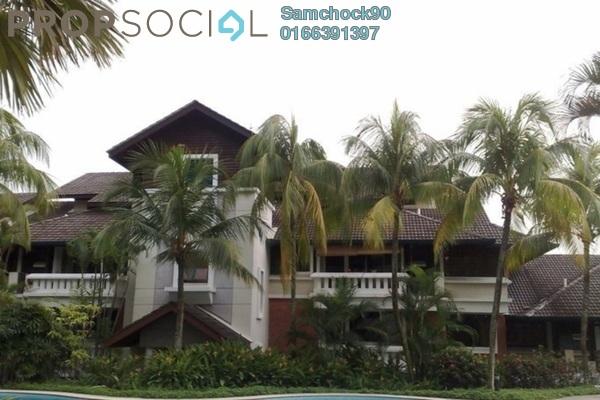 Condominium For Rent in Prima Damansara, Damansara Heights Freehold Semi Furnished 3R/2B 5.5k