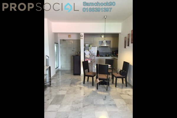 Condominium For Sale in One Ampang Avenue, Ampang Leasehold Fully Furnished 3R/2B 500k