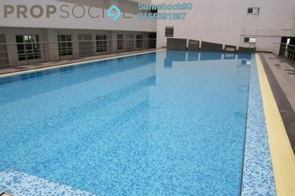Condominium For Sale in Casa Residenza, Kota Damansara Leasehold Fully Furnished 3R/2B 420k