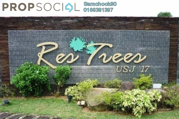 Bungalow For Sale in ResTrees, UEP Subang Jaya Leasehold semi_furnished 7R/8B 3.3m